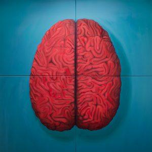 Denkfrucht, 200 x200, 2019